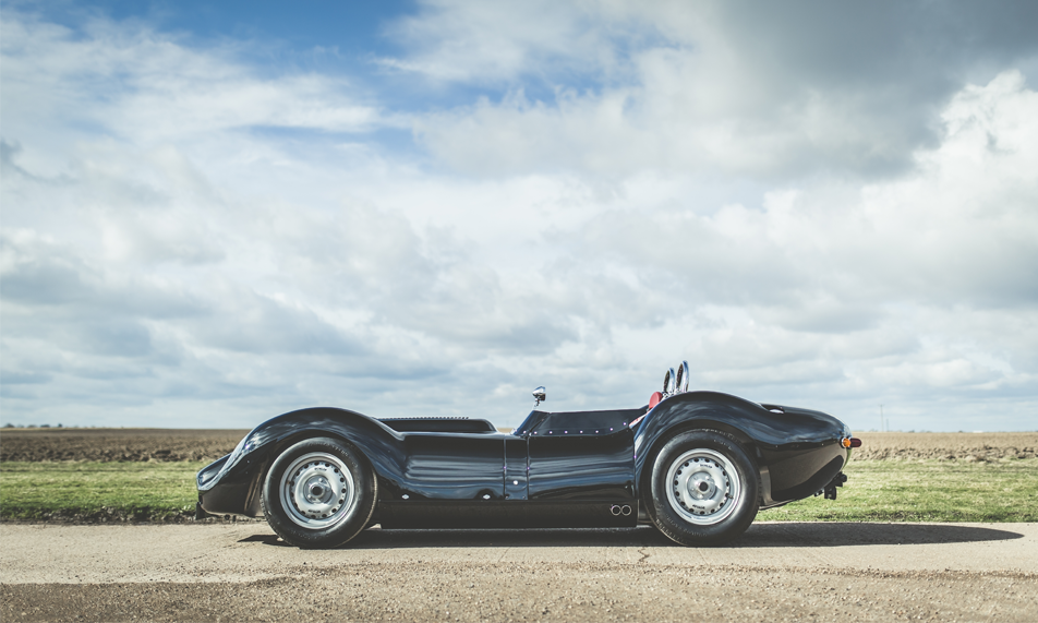 Lister Knobbly Road Car