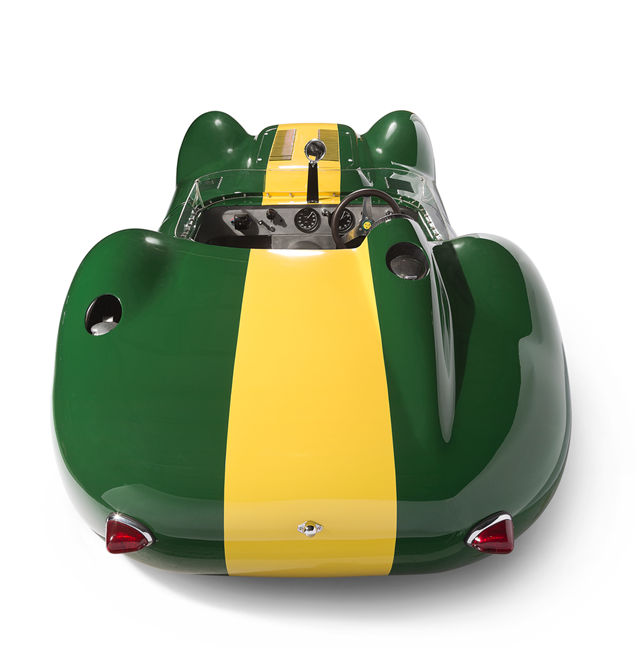 Stirling Moss Edition Lister Knobbly