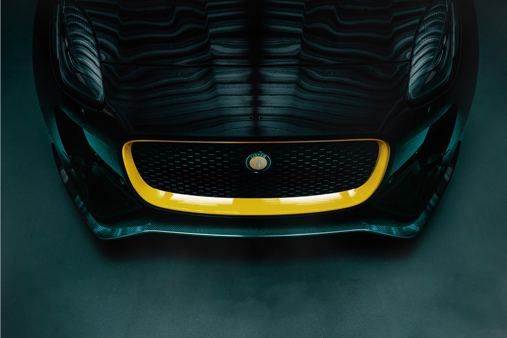 The Lister LFT-666 | Lister Cars