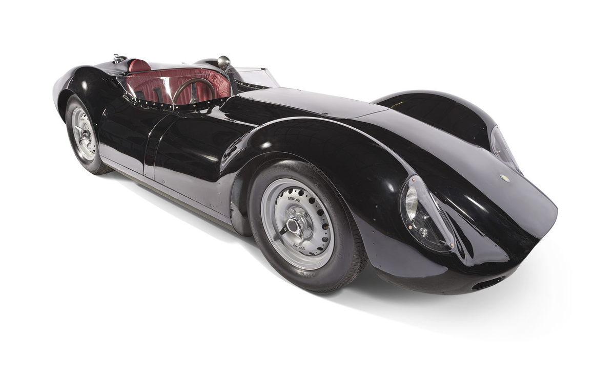 Lister Knobbly 60th Anniversary Edition