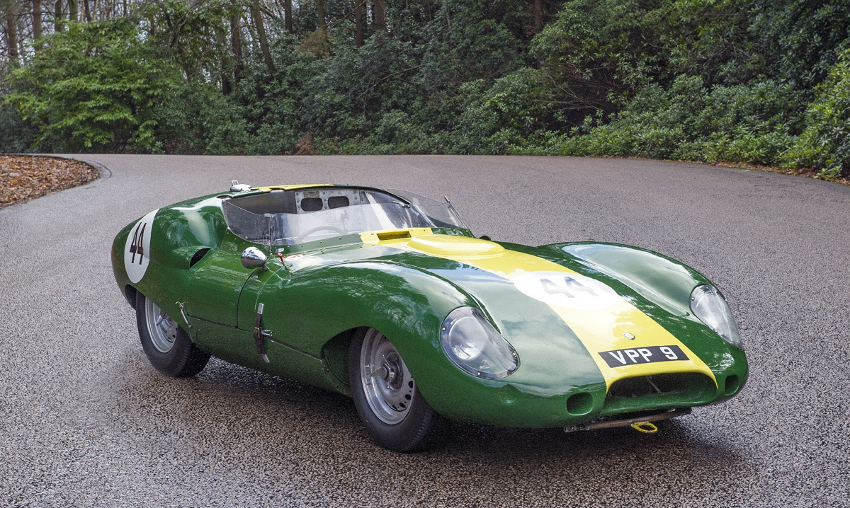 Lister Costin/Coupe
